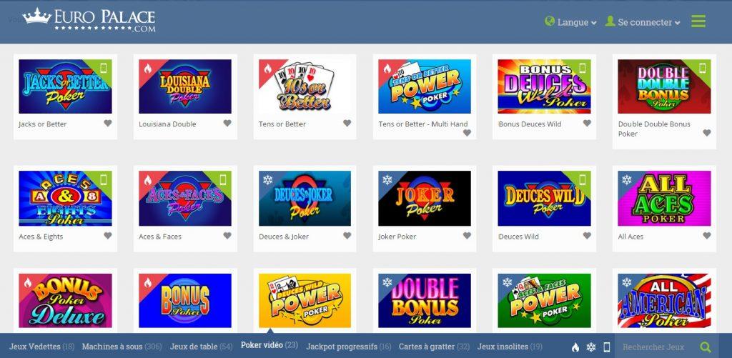 Europalace Casino 12 Free